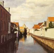 Luminous Brugge by Neil Lowden