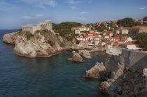 Fort Lovrijenac Fortress Dubrovnik von Leighton Collins