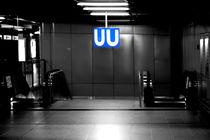 Blaues U von Bastian  Kienitz