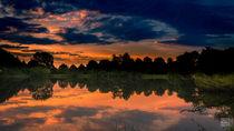 Sonnenaufgang von Marco Stockmann