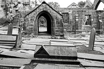 HEPTONSTALL. Ruined Church. by Lachlan Main