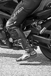 AVIEMORE. Bike and Boots by Lachlan Main