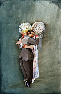 in love guardian angel  by nuvolanevicata