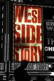 New York City - West Side Story by Stefanie Heßling