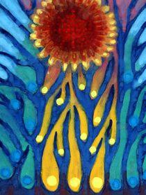 Sick Sun by Wojtek Kowalski
