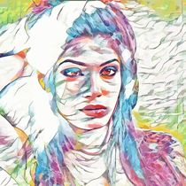 Frida Pinto by unknownparadise