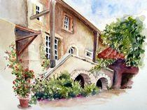 Bourgogne  by Theodor Fischer