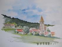Burgund von Theodor Fischer