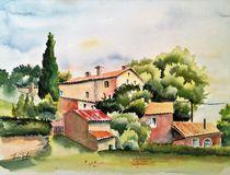 Moulin, Bonfilhon, von Theodor Fischer