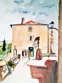 Cornillon, Camargue, Provence, Frankreich by Theodor Fischer