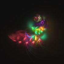Curved Rainbow von Elisabeth  Lucas