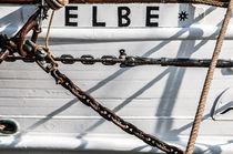 """Maritimes Hamburg """"Elbe"""" von elbvue by elbvue"""