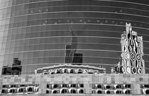 Sky Scraper Reflection by Elisabeth  Lucas