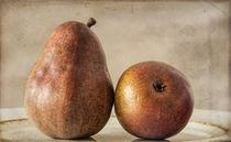 Red Pears by Elisabeth  Lucas