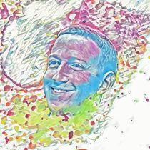 Mark Zuckerburg by unknownparadise