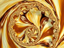 Dreamy Coffee Spiral by Elisabeth  Lucas