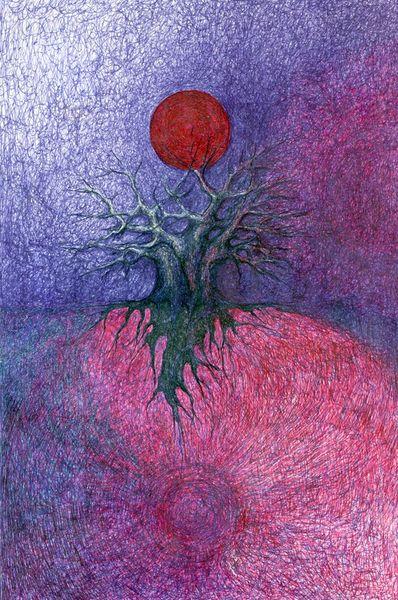 Kosmiczne-drzewo