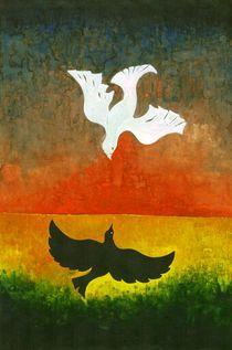 Flight II by Wojtek Kowalski