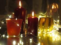 Kerzenlicht von Bruno Schmidiger