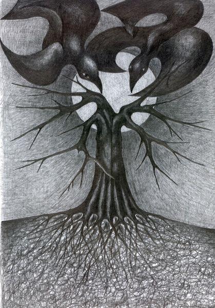 Noc-drzewo-ksiezyc-i-my