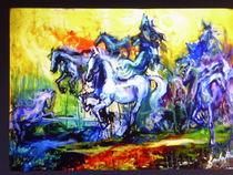 """The Fury of War"" von Renuka Pillai"