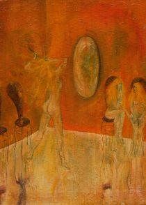 In The Living Room by Wojtek Kowalski