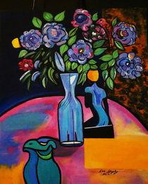 FLOWERS FROM MY GARDEN von Nora Shepley