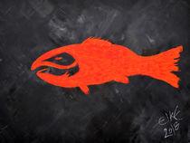 Fisch IV von Eike Holtzhauer