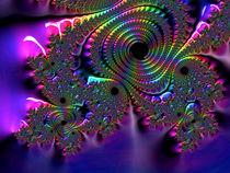 Rainbow Sun von Elisabeth  Lucas