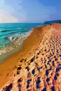 Strand von Hiddensee by mario-s