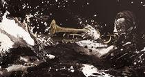 Trompeter Musik - Nostalgisch Trompete von Conny Wachsmann