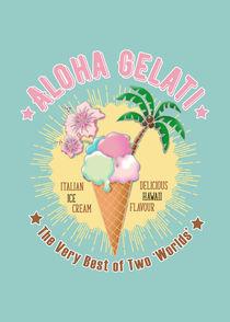 Aloha Gelati by Colette van der Wal