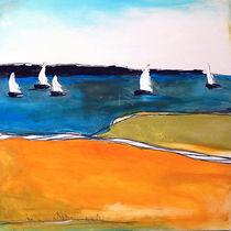 Boote - Knotenpunkt von Conny Wachsmann