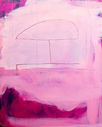 Kurze Sommerhusche - rosa pinkes Bild von Conny Wachsmann