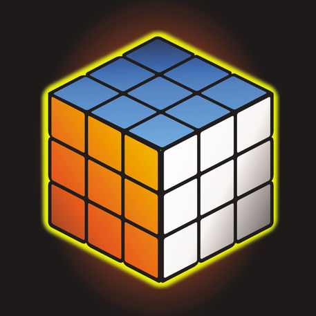 """""""Rubik's cube"""" Graphic/Illustration art prints and posters ..."""