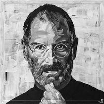 Steve Jobs by Eva Solbach
