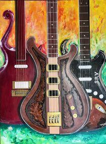 Guitar Rock Legends von David Redford