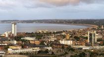 Swansea Bay South Wales von Leighton Collins