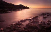 Bracelet Bay, Swansea von Leighton Collins