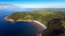 Pwll Du Bay Gower Swansea South Wales von Leighton Collins