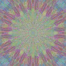 Mandala Kreis by zulehner