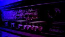 Purple Radio von Nicolai Fleckenstein