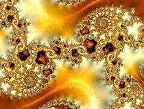 Golden Brocade by Elisabeth  Lucas