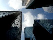 Hong Kong skyscrapers von Felix Van Zyl