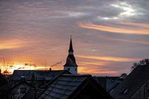 Dezembermorgen von Harald Schottner