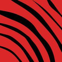 Exotic, design wood red von Jana Guothova