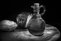 Silver Olive Oil von Elisabeth  Lucas