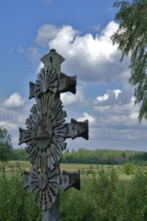 Hill of Crosses von Juergen Seidt