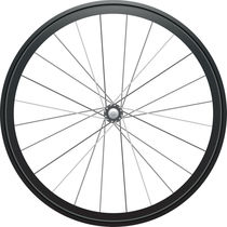 Cycling wheel von William Rossin