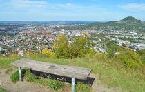 Blick auf Reutlingen by Sascha Stoll